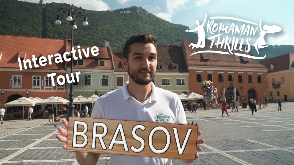 Mysteries of Medieval Brasov - virtual walking tour