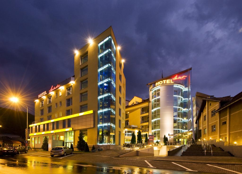City break in centrul Brasovului la hotel de 4*,condimentat cu bucate alese