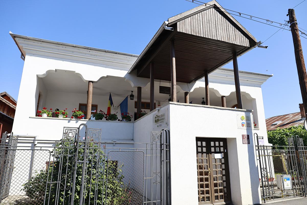 """Muzeul de Etnografie """"Vergu Mănăilă"""""""