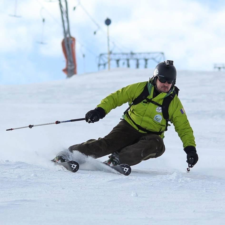 Lecții perfecționare ski snowboard