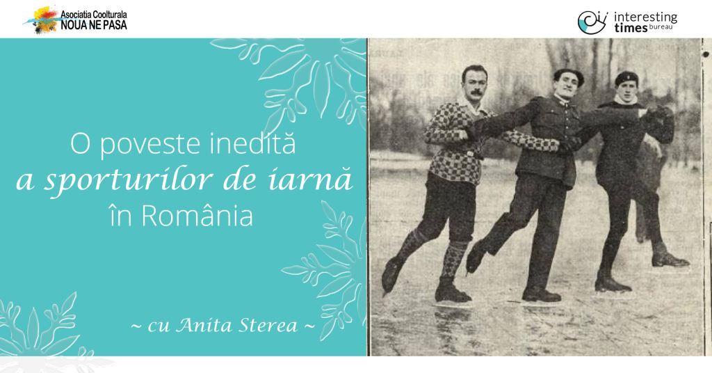 O poveste inedită a sporturilor de iarna in Romania