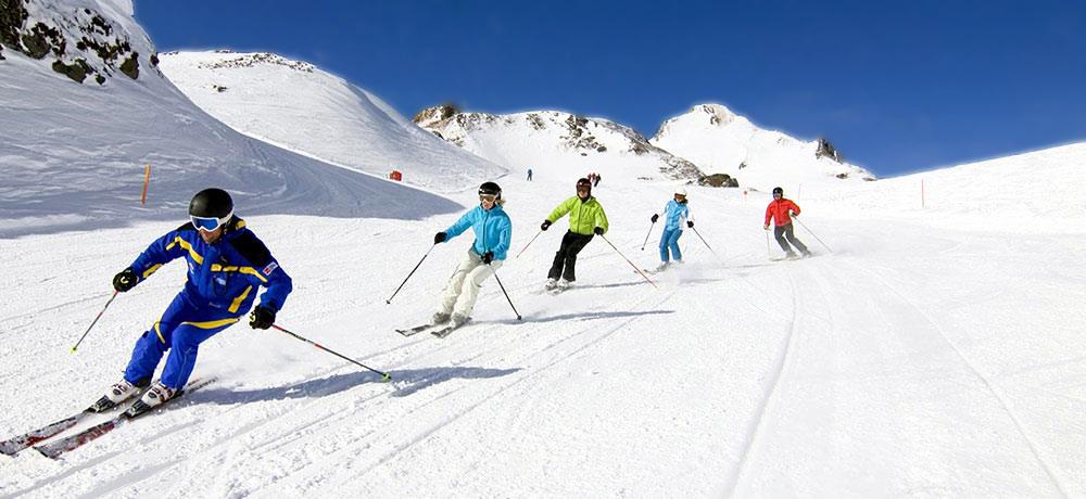 Cursuri de Schi Alpin - Inițiere și Perfecționare