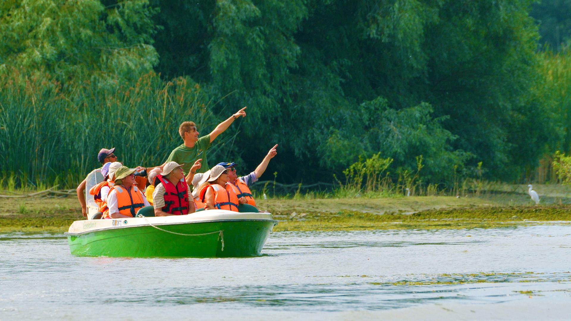 Sejur în Delta Dunării 5z4n la Mila23, Lacuri, Letea și Sulina