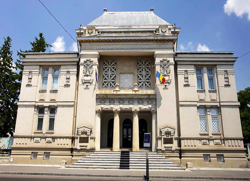 Vizitează Muzeul de Istorie Dâmbovița