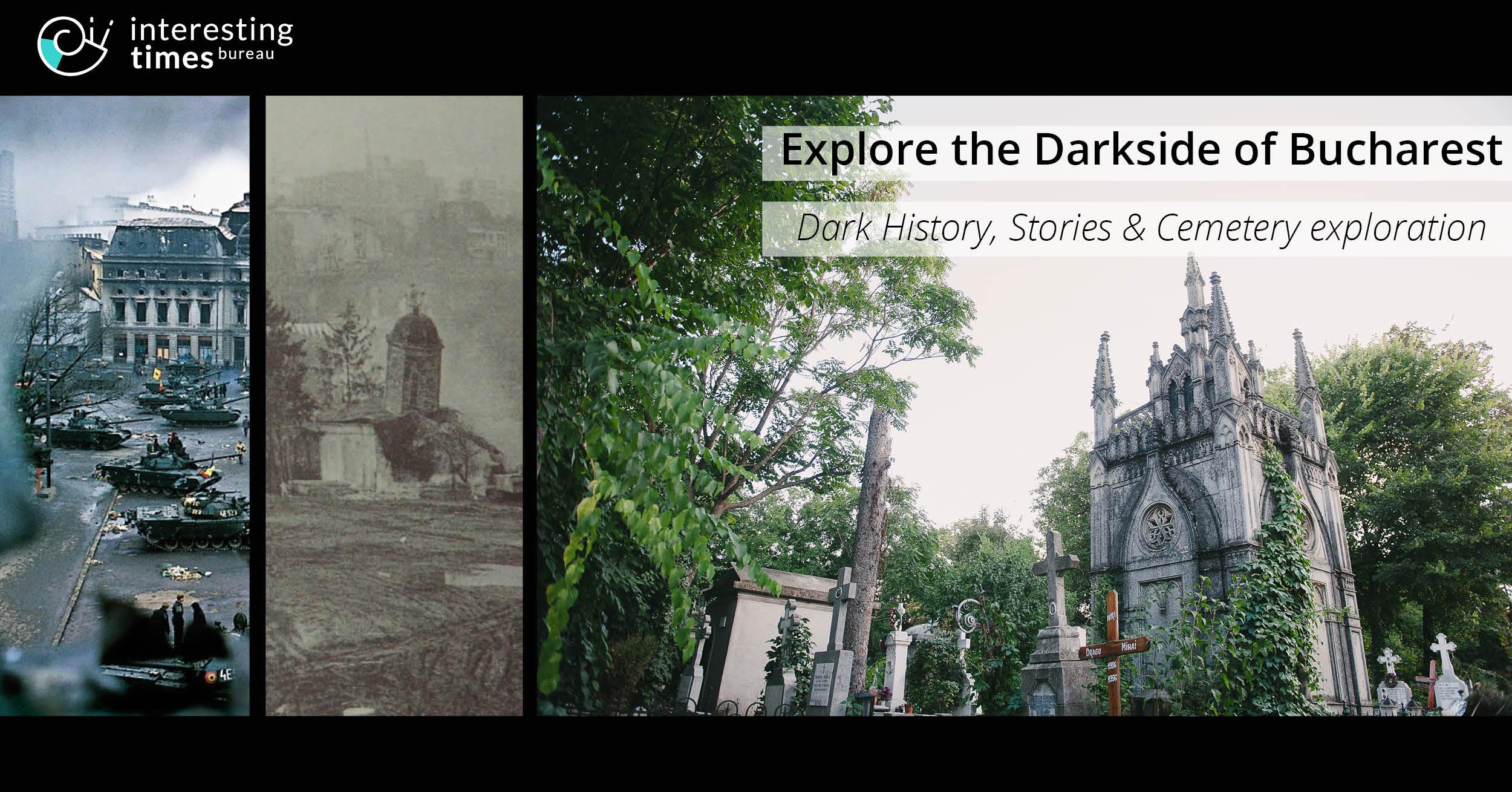 Darkside Tour - Romania's Dark Past and Bellu Cemetery Visit