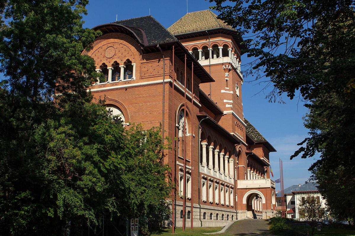 Vizitează Muzeul Național al Țăranului Român