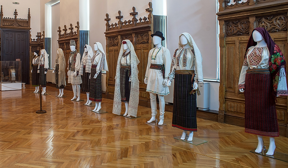 Muzeul Etnografic al Moldovei