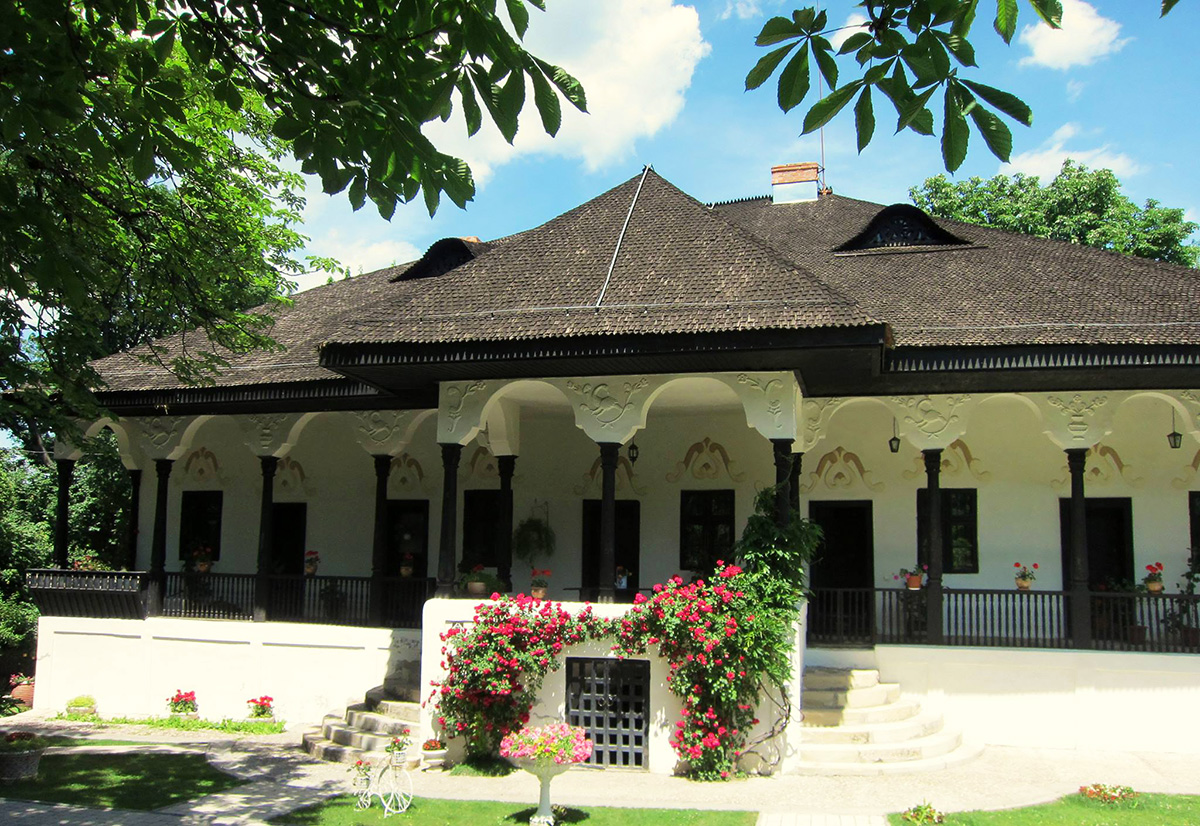 Muzeul Conacul Bellu Urlati