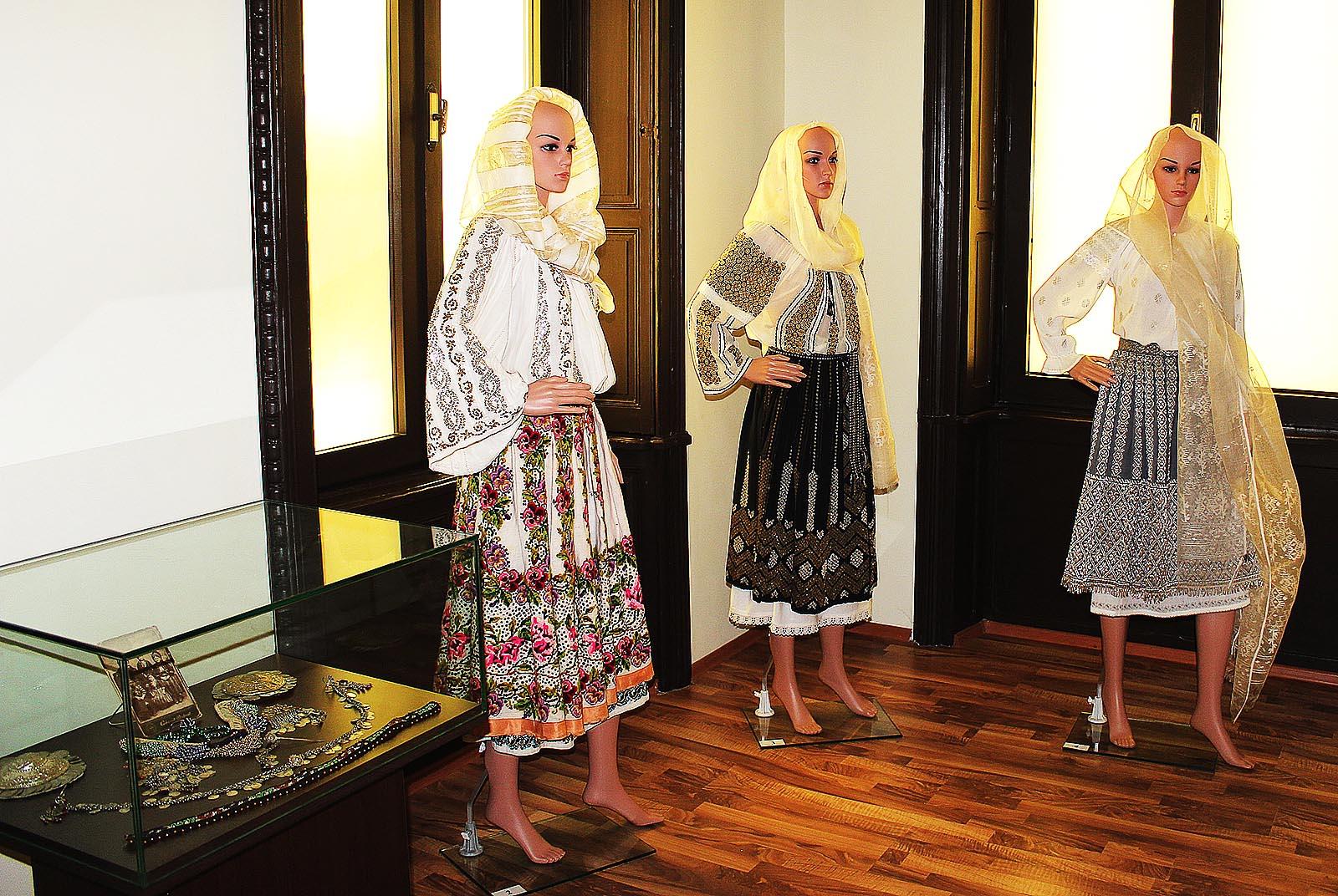 Sectia Etnografie a Muzeului Brailei