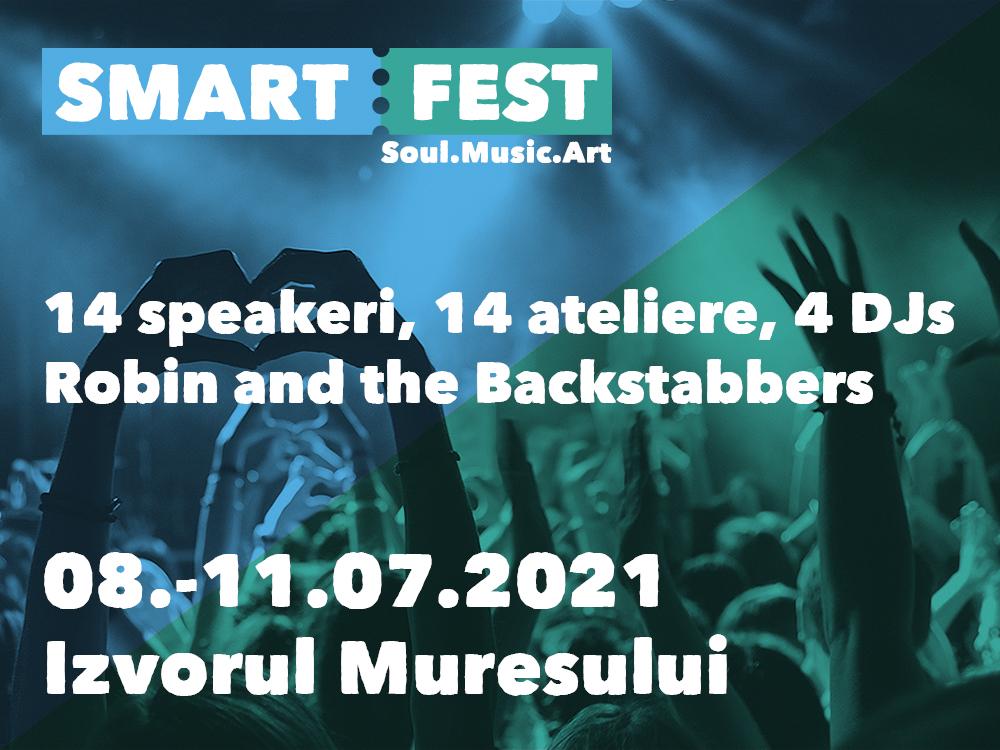 Smart Fest - Evenimentul Sufletului, al Muzicii și al Artei