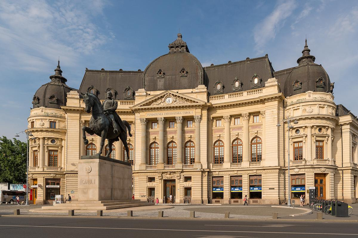 """Biblioteca Centrală Universitară """"Carol I"""""""