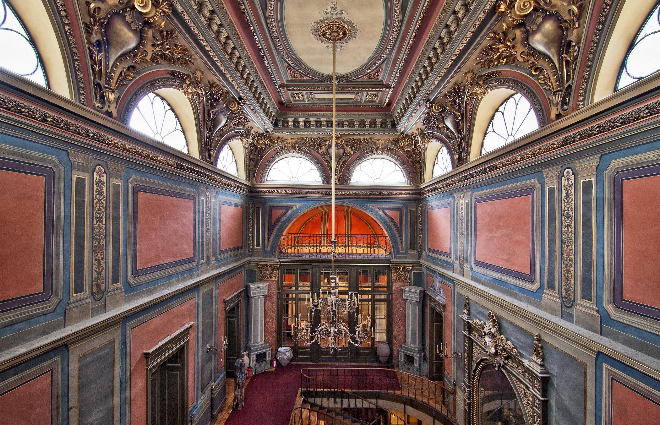 Palatul Suțu (Muzeul Municipiului București)