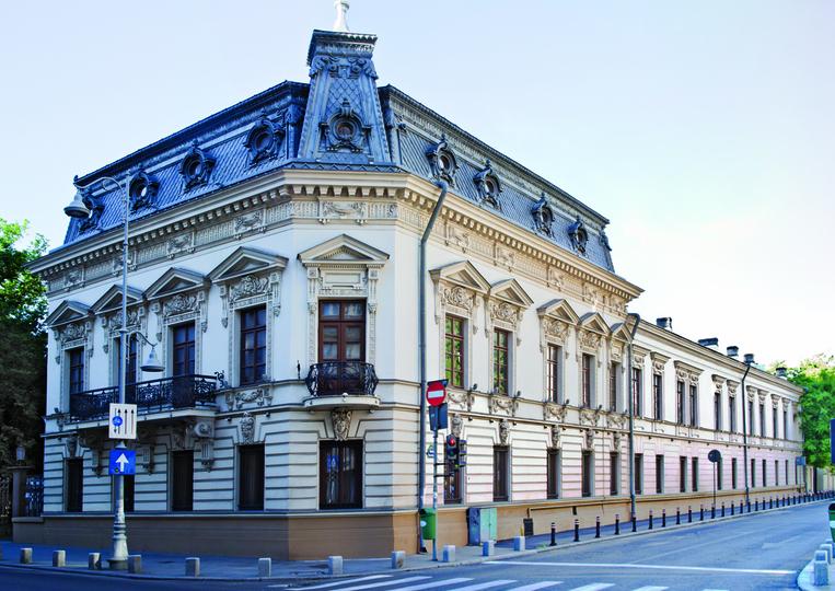 Casa Filipescu-Cesianu (Muzeul Municipiului Bucuresti)