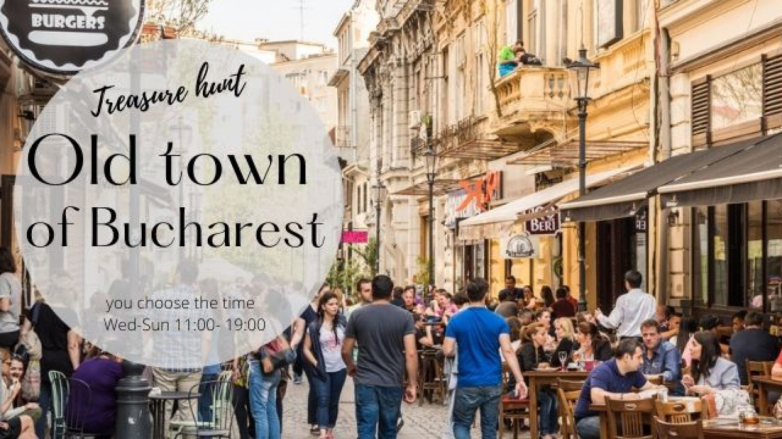 Treasure hunt in Bucharest: Mysteries of the old town