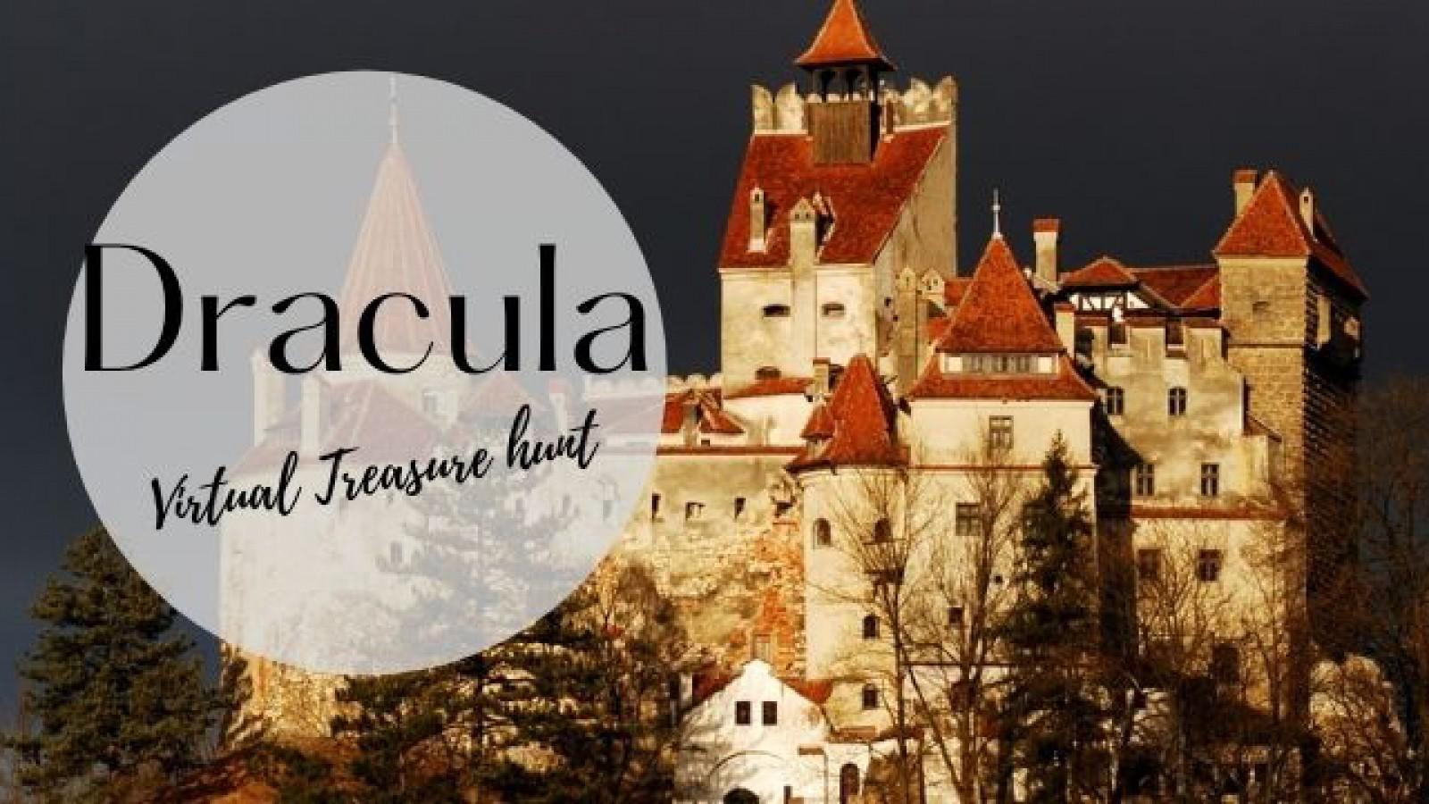 Dracula online escape room