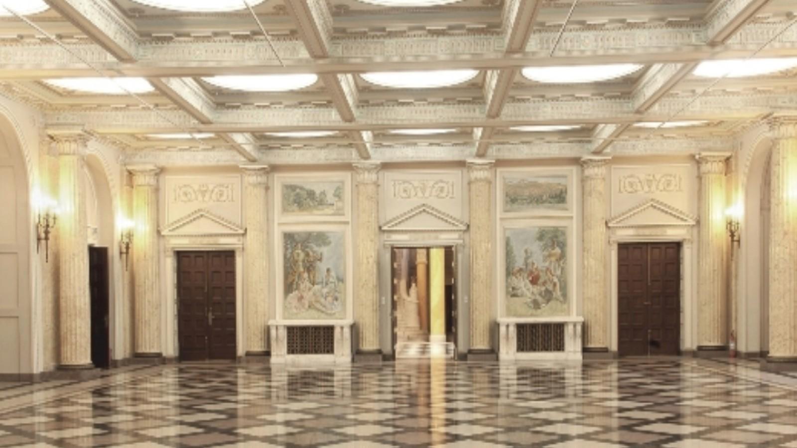Spațiile Istorice - Sala Tronului, Sufrageria Regală și Scara Voievozilor