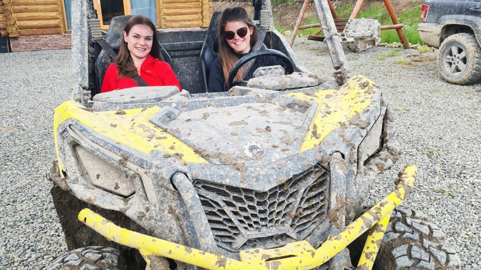 Tururi off-road de neuitat în Transilvania