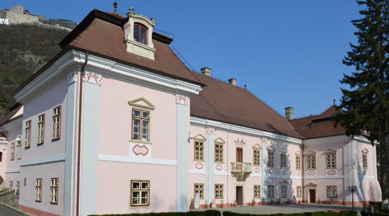 Muzeul Civilizatiei Dacice si Romane Deva (Palatul Magna Curia)