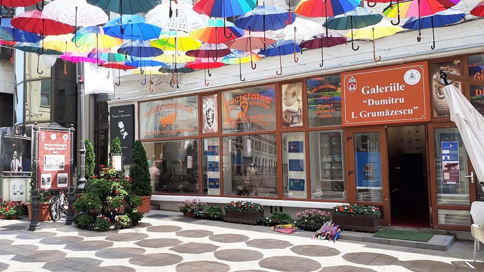 Galeriile Dumitru I. Grumazescu