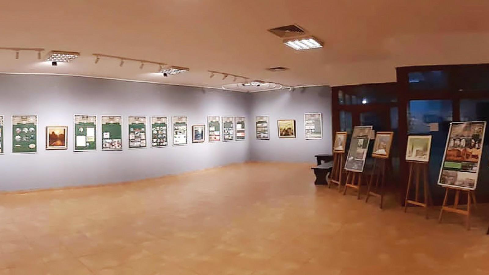Galeriile de Arta ale Municipiului Iasi Dan Hatmanu