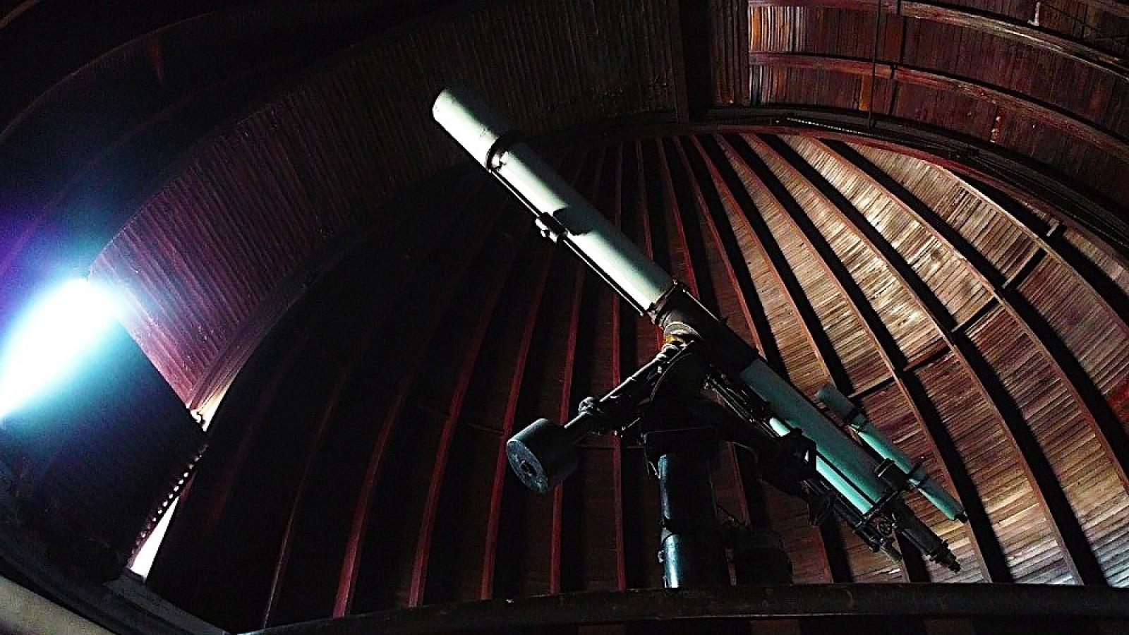 Observatorul Astronomic Vasile Urseanu (Muzeul Municipiului Bucuresti)
