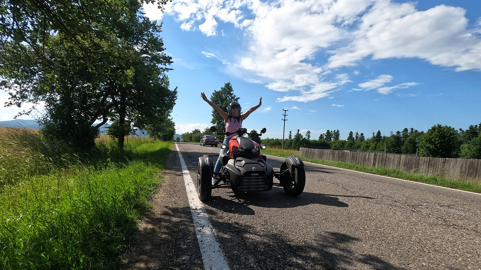 Can-am Ryker SELF GUIDED VIP tur în Bucovina