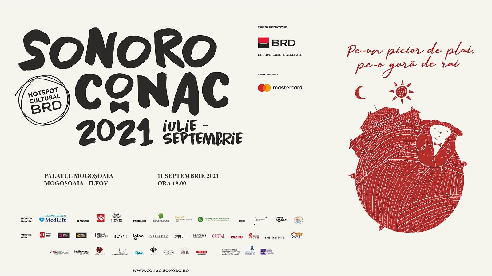 Final de SoNoRo Conac IX în ritmuri de fado la Palatul Mogoșoaia