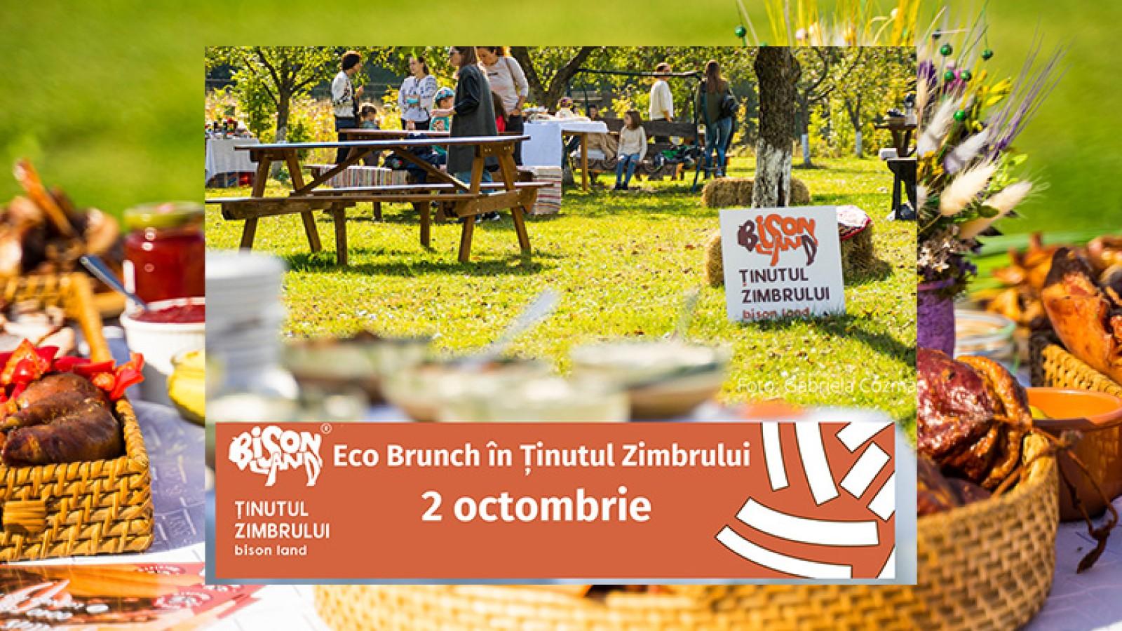 EcoBrunch în Ținutul Zimbrului
