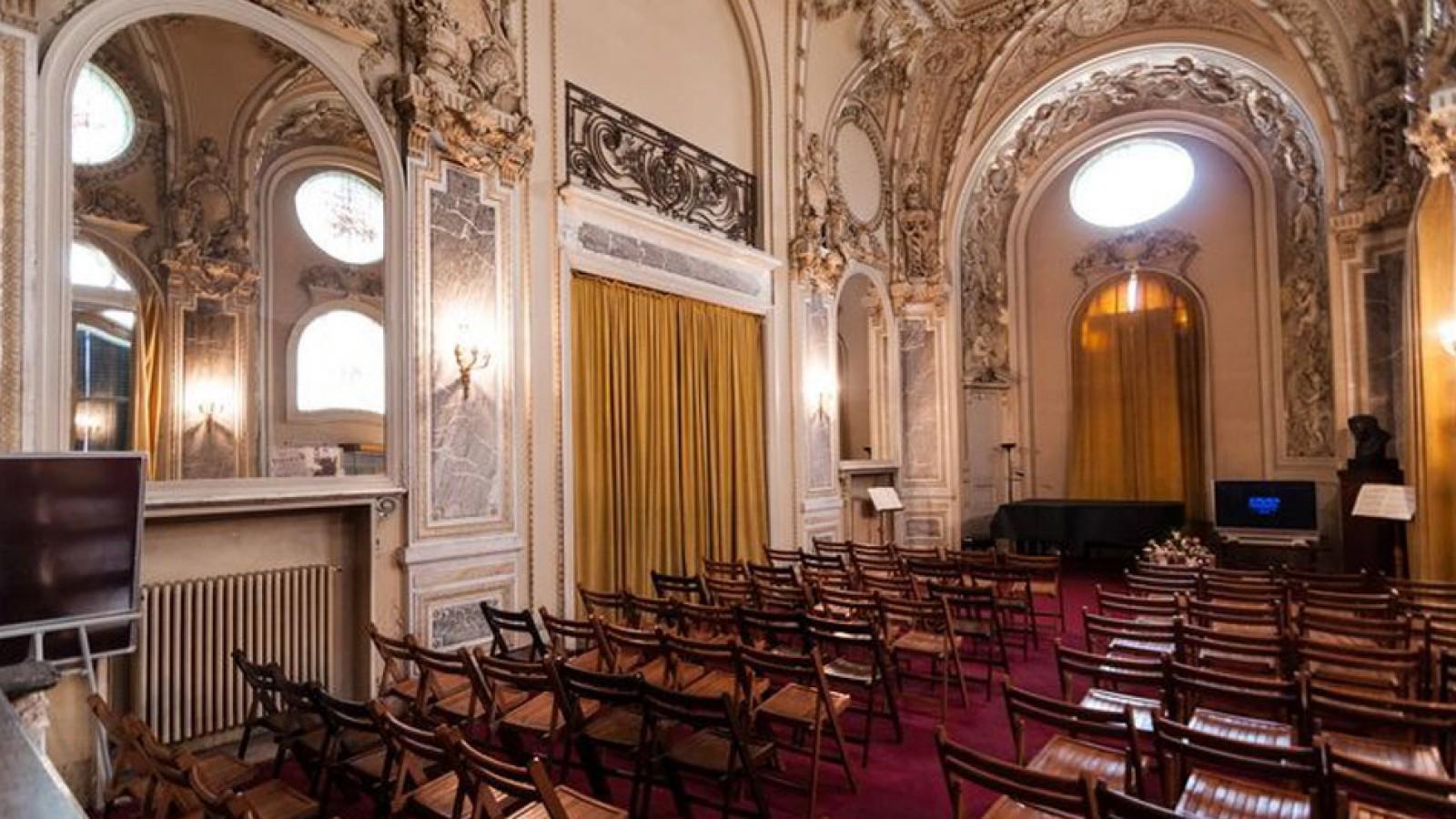 """Muzeul Național """"George Enescu"""" București - Palatul Cantacuzino"""