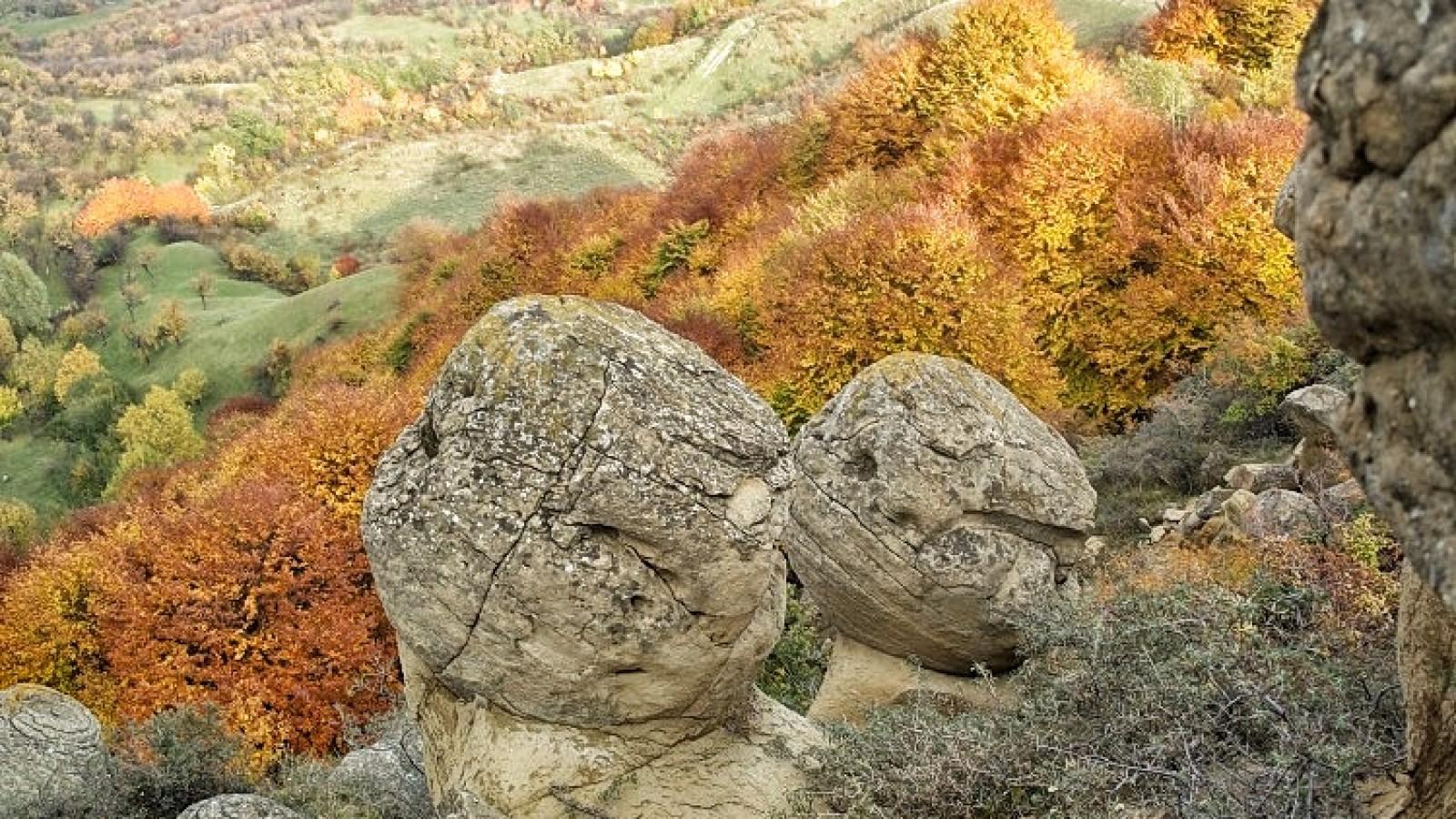 Trovanții din Chiojdu, Buzău