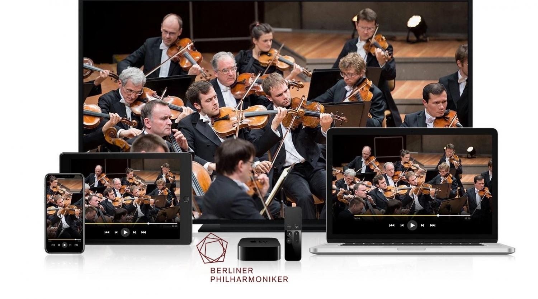 Berliner Philharmoniker (Digital Concert Hall ONLINE)