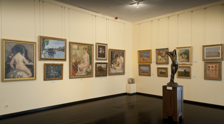 Tur virtual al Corpului A de la Muzeul Colectiilor de Arta, Bucuresti