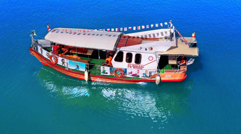 Evenimente Speciale pe vaporaș în Constanța