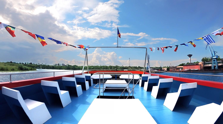 """Evenimente Speciale în largul mării cu catamaranul """"OZN"""" - Mangalia"""