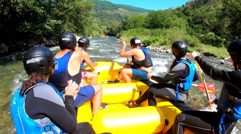 Rafting Transilvania