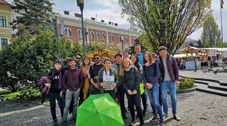 Cluj Free Guided Tour