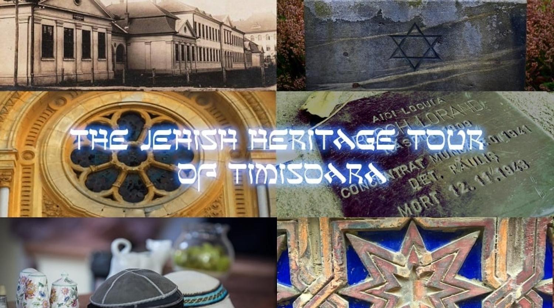 Tur evreiesc la Timișoara