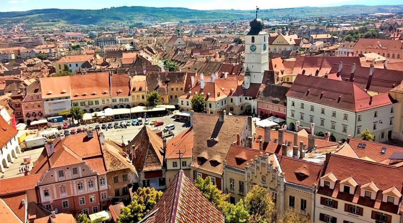 Excursie de o zi la Castelul Corvinilor și Sibiu cu plecare din Timișoara