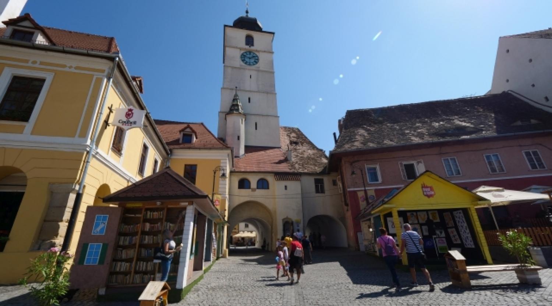 Tur ghidat în Sibiu