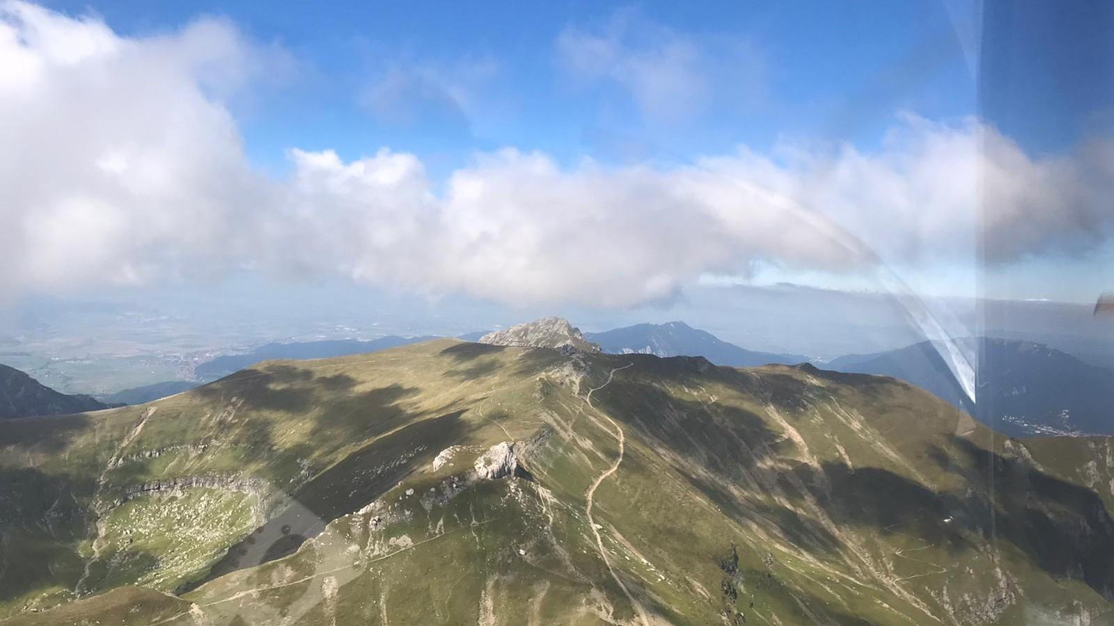 Zbor agrement - Tur Munții Bucegi
