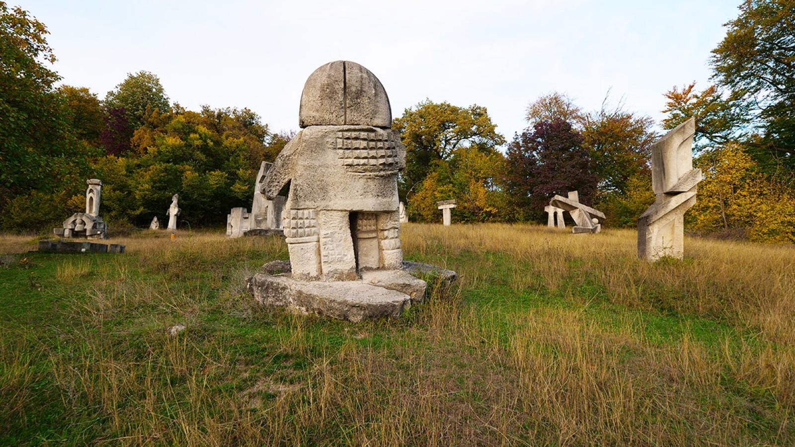 Tabăra de sculptură Măgura