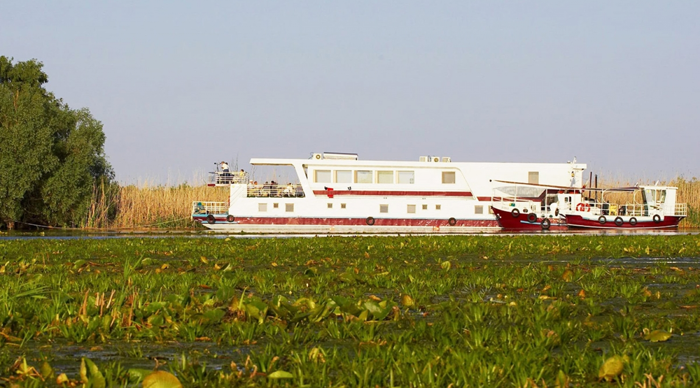 Croazieră în Delta Dunării cu Hotelul Plutitor