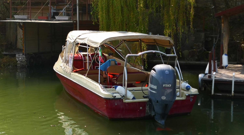 Plimbare cu barca de-a lungul Clisurii Dunării