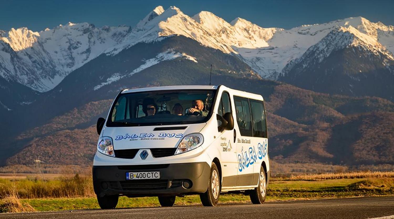 Transferuri către Transfăgărășan și Lacul Bâlea cu Bâlea Bus