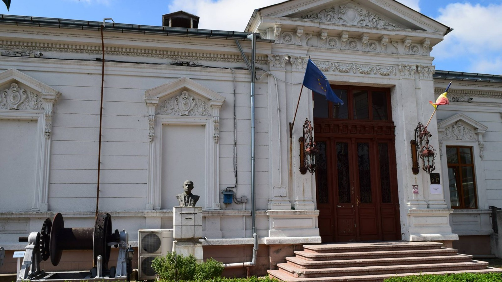Muzeul Petrolului - Muzeul Judetean de Stiintele Naturii Prahova