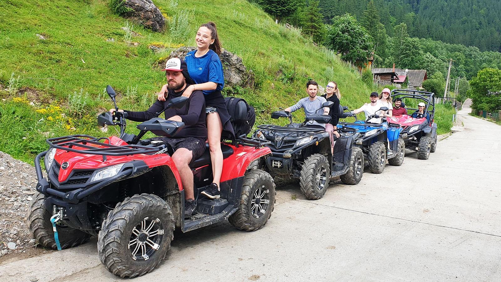Bucovina Mountain Safari