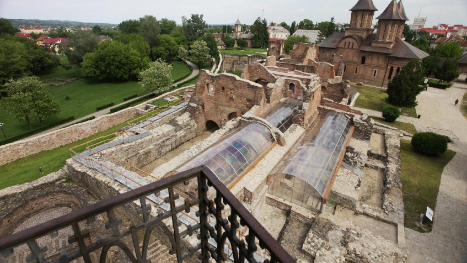 Ansamblul Monumental Curtea Domneasca