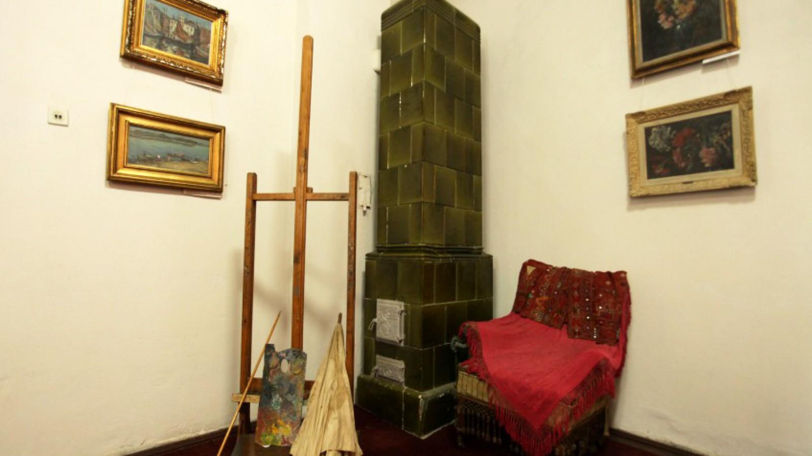 Casa - Atelier Gheorghe Petrascu