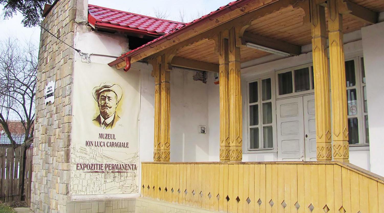 Casa Memoriala I. L. Caragiale