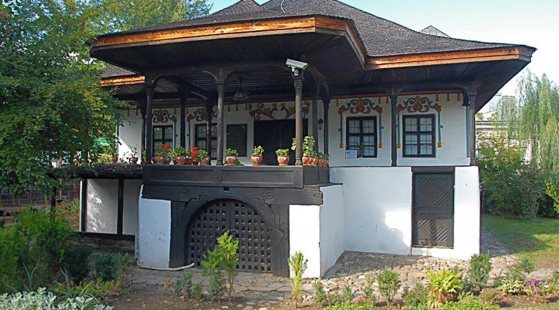 Muzeul Casa de targovet din secolele al XVIII-lea – al XIX-lea